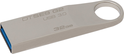 Kingston DataTraveler SE9 G2 32GB USB Flash Disk